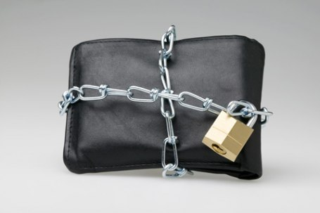 Locked-wallet