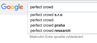 Perfect crowd google 2